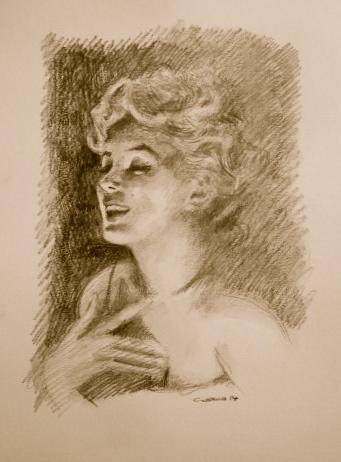 Marilyn Monroe by Conus